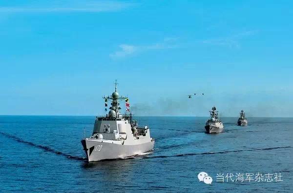 """中国海军的""""世界名片"""""""