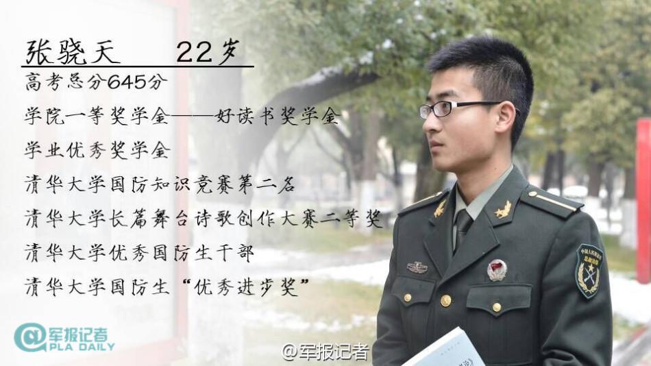 中国军校学霸秀个人私照 美女颜值爆表[高清]