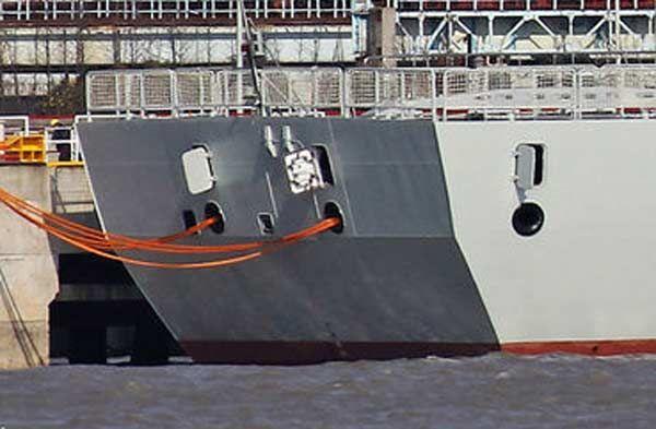 冲开郑州舰视频被舱门解开的真相找海浪隐患图片