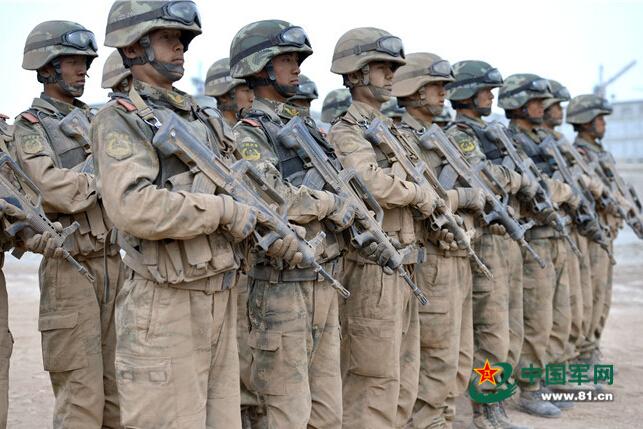 《中華人民共和國反恐怖主義法》全文公布 解放軍武警可出境反恐