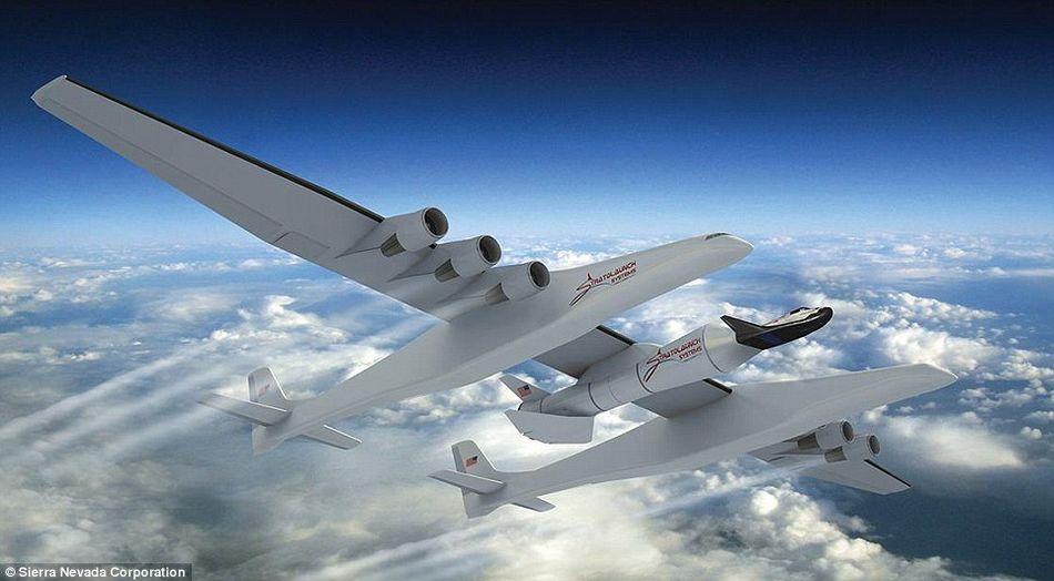 世界最大飞机预计明年起飞