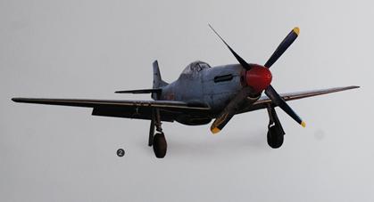 抗战时期 捐赠飞机
