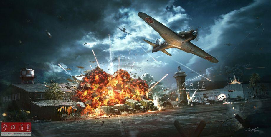 美国人别忘记!74年前日本偷袭珍珠港