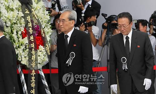 朝鲜劳动党中央政治局委员金养建遇车祸去世