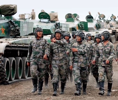 63876bfcf03 Building a strong army through reform – how Chairman Xi Jinping and the  Central Military Commission mapped out deepening defense and military  reforms