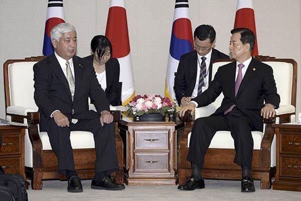 韩日就设防长热线闹分歧 外媒称韩国怕舆论反弹