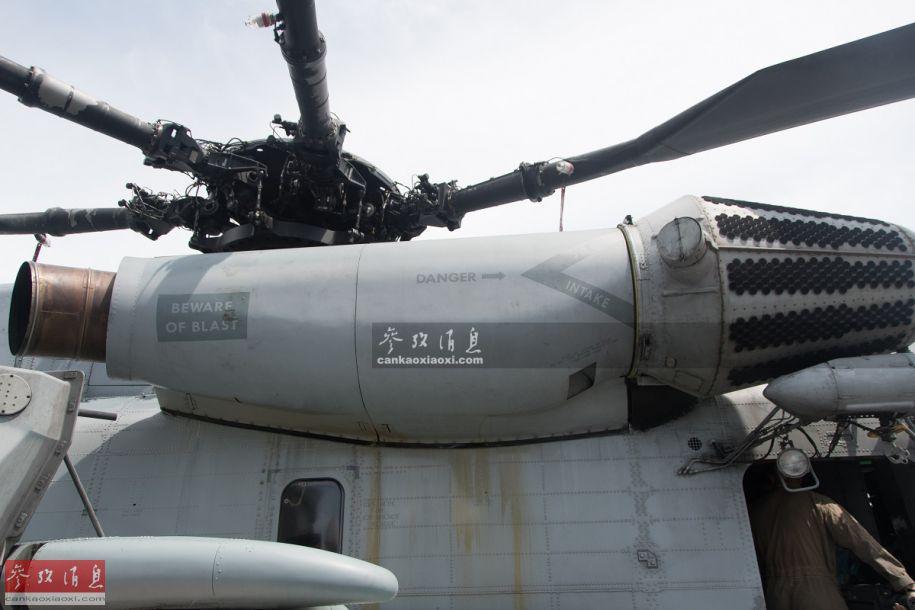 CH 53E 超级种马 重型运输直升机