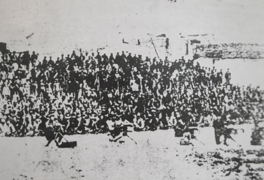艰苦奋斗,本色不改 品味新疆军区某步兵师的红色家风