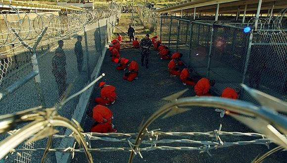 造势?共和党议员吁特朗普重用关塔那摩监狱