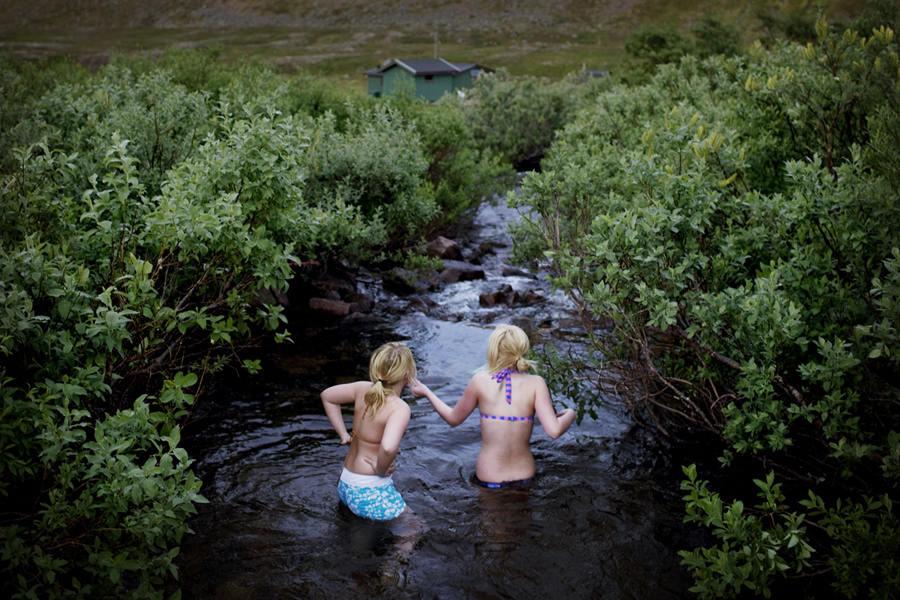 纪实摄影:挪威青年的迷茫青春 图片频道