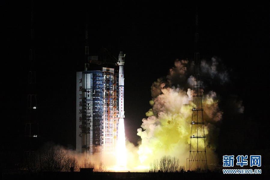 """(科技)(2)我国成功发射""""风云三号D""""气象卫星"""