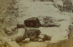百年黑白老照片曝光 纪录八国联军侵华罪行