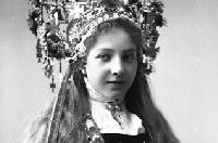 挪威新娘珍貴舊照