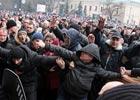 烏東部城市聲援俄活動爆發暴力衝突