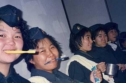 80年代臺灣國軍女兵生活實錄