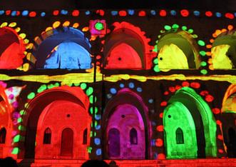 耶路撒冷燈光節完美落幕(高清組圖)