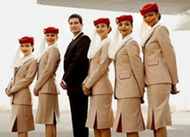世界空姐制服圖鑒 你喜歡哪一件?(組圖)