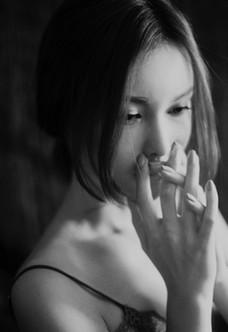 【人像攝影】黑白調 奢華的溫柔和清新