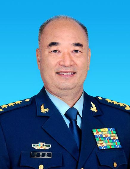 中國共産黨中央軍事委員會副主席許其亮簡歷
