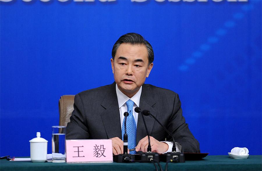 中国女外交部部长_外交部部长王毅回答记者提问 - 2014两会 - 新华网