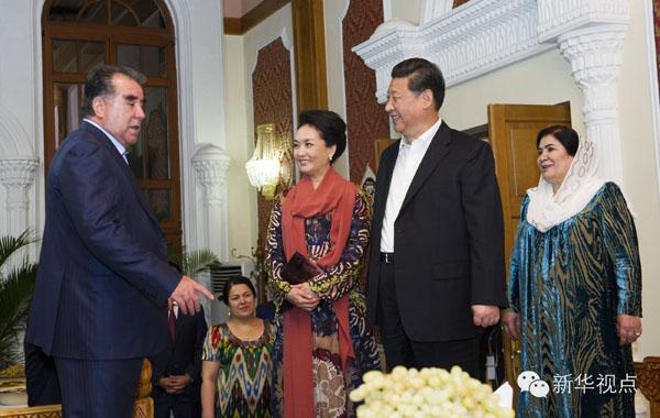 外媒:中国借APEC舞台展示大国形象