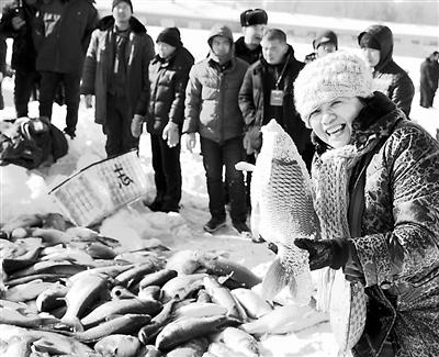 吉林:人欢鱼跃 庆丰年