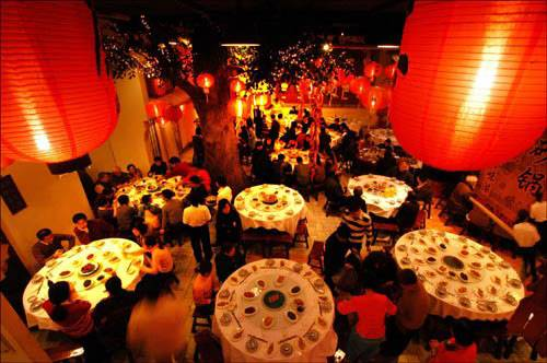 """春节年夜饭 你必须知道的几个""""JIAN"""""""