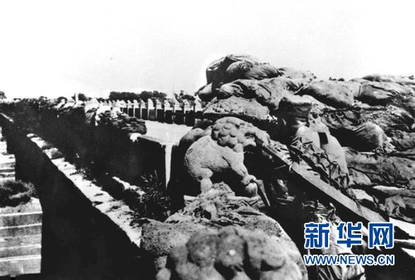 八年国殇涅槃——中国靠全民之战击败凶悍日本法西斯