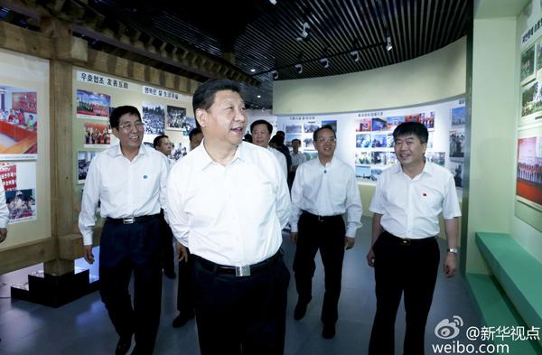 2015年7月16日中午,習近平總書記到吉林考察調研,把首站安排在延邊朝鮮族自治州。