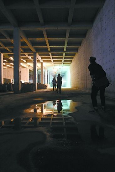Beijing reclaimed water for the first time hiding underground in June next year put into operation (Figure)