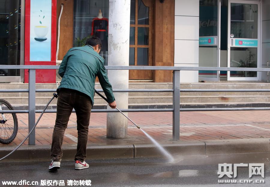 郑州空气质量连续垫底 十八般武器全城治霾