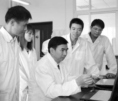高校科研成果获国家自然科学基金重点项目资助