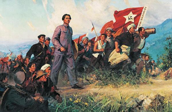 中国历史中的社会主义基因