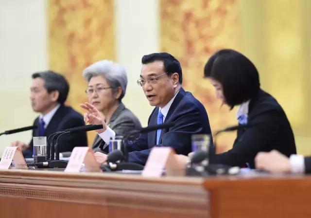 2015总理表情 - 刘友朋 -  刘友朋