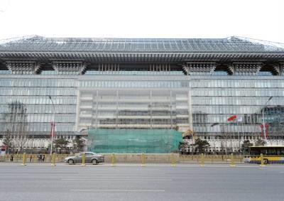 国开行回应拆除牌楼:根据巡视组反馈意见整改