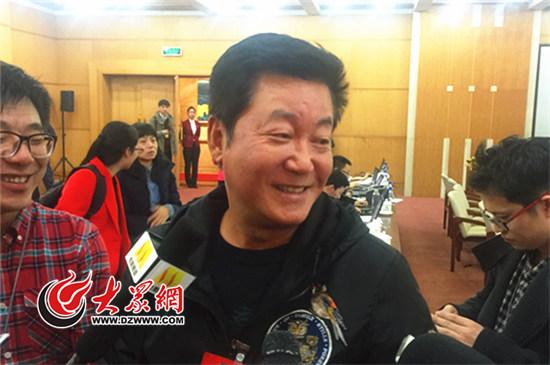 全国政协委员赵宝刚