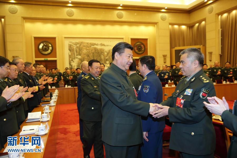 习近平:全面实施创新驱动发展战略 推动国防和军队建设实现新跨越 - 新兵 -