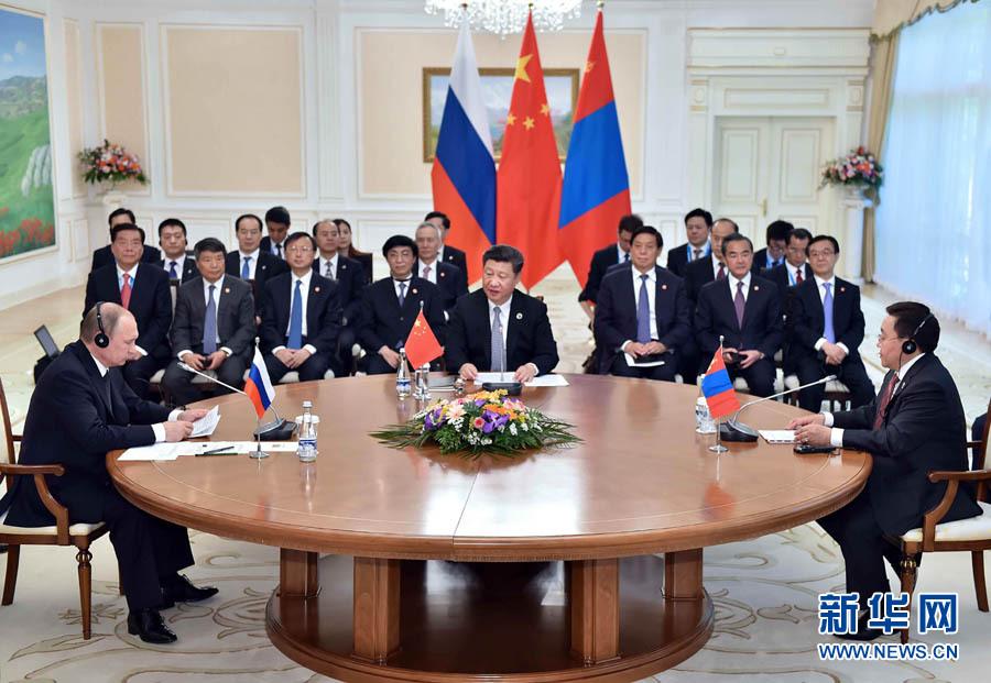 习近平在《中俄睦邻友好合作条约》签署15周年纪念大会上的讲话(全文) - 新新 -