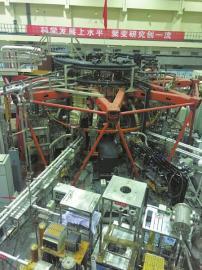 """探秘""""人造太阳""""科研项目:人类最理想的洁净能源"""