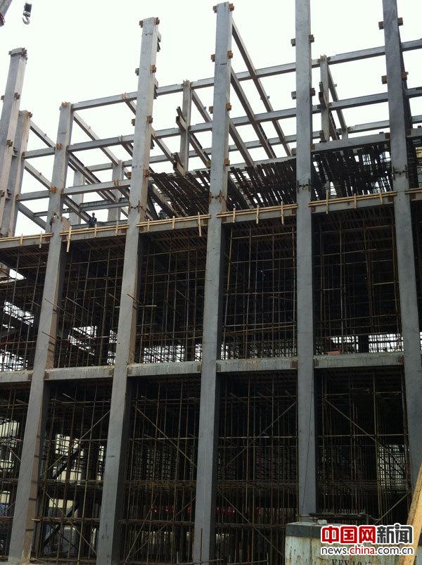 中国鼓励发展绿色建筑 三维钢构成探索推广者