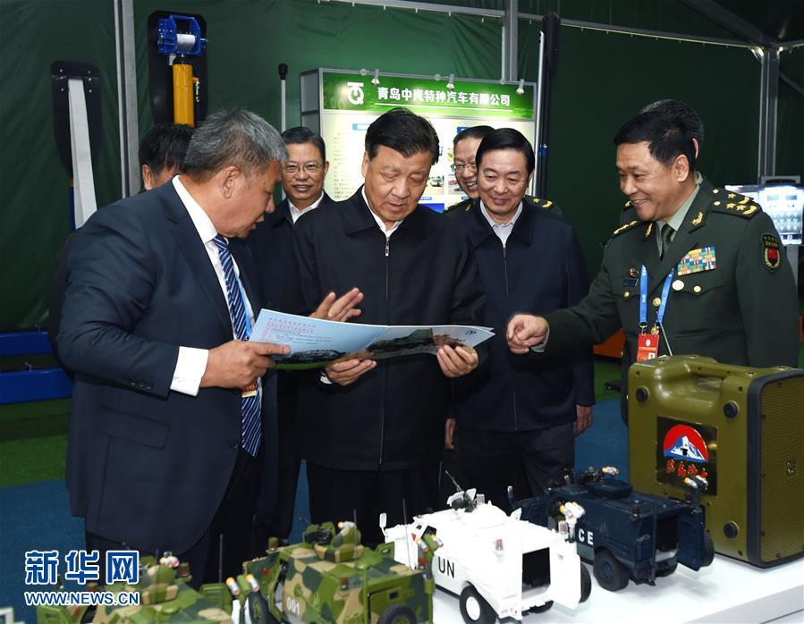 军民通用计算机和射频集成电路;在军民融合领域拥有