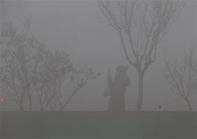 京津冀及周边20城明天再遇重污染 环保部发出预警函