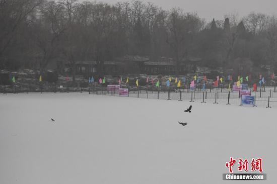 北京跨年空气重污染橙色预警创最长纪录