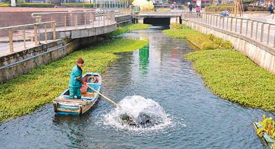 城市黑臭河流两年才治理1/3 一些地方仍恶化