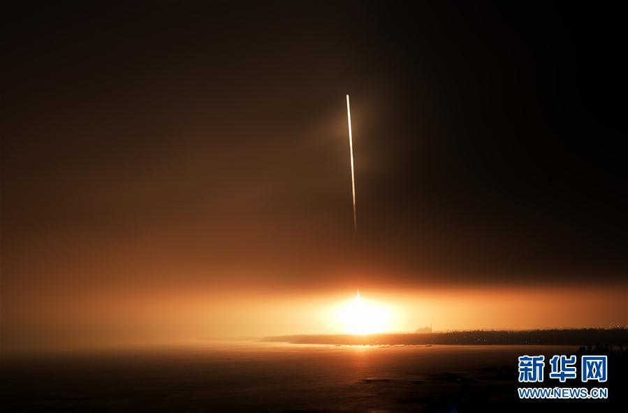 (天舟一号)(3)天舟一号货运飞船发射取得圆满成功