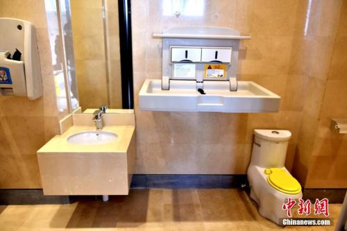 国家旅游局:5A级景区设第三卫生间