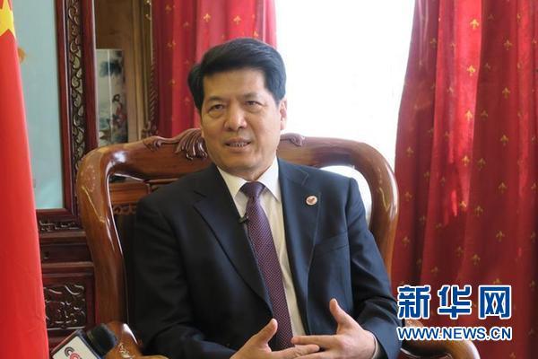 (XHDW·图文互动)中俄关系对世界和平稳定至关重要——访中国驻俄罗斯大使李辉