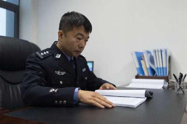 张喆:侠骨丹心的缉毒队长