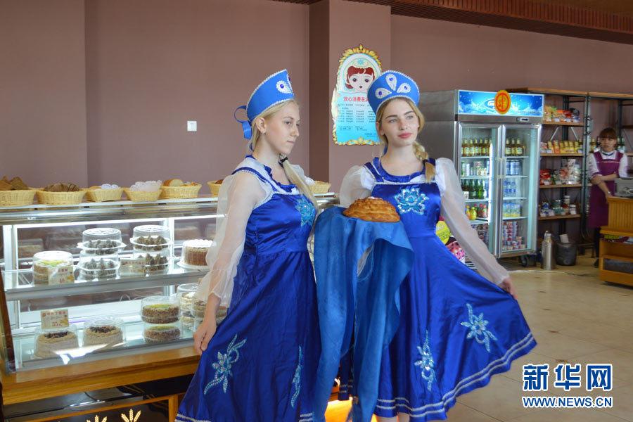 (守望相助七十载 壮美亮丽内蒙古)不出国,在内蒙古也能体验俄罗斯民族风情
