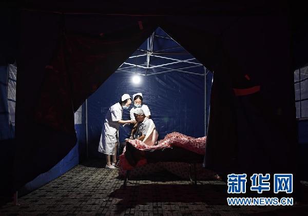 (新华全媒头条・图文互动)(1)为了人民群众的生命财产安全――九寨沟7.0级地震抗震救灾纪实